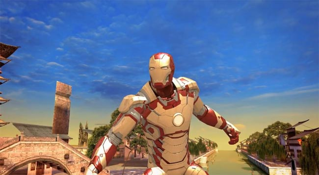 Gameloft Iron Man 3