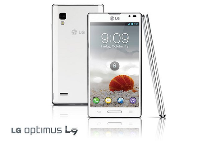 LG Optimus L9 Android Jelly Bean Update