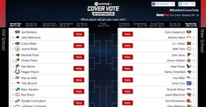 Madden NFL 25 Cover Athlete Vote Now Underway