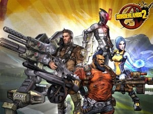 New Borderlands 2 Character Unveiled By Gearbox At SXSW