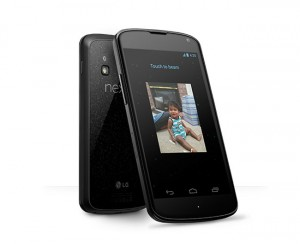 Google Nexus 4 back in stock at the Google Play Store for U.K.