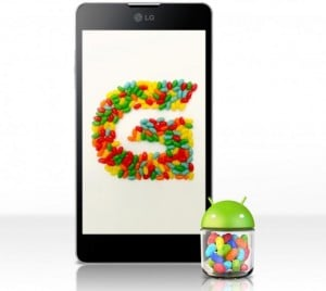 LG Optimus G Android Jelly Bean Update Released By Sprint