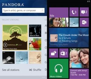 Pandora Lands On Windows Phone