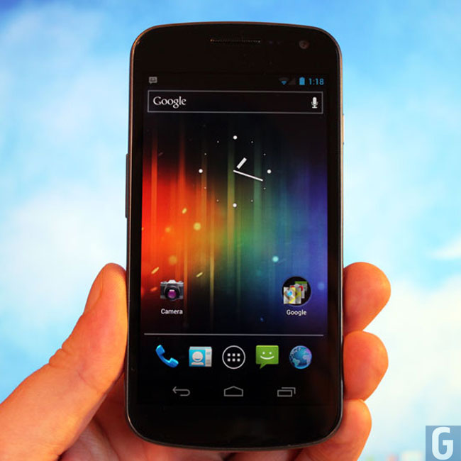 Verizon Galaxy Nexus Android 4.2.2