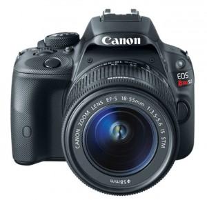 Canon EOS Rebel SL1 DSLR Debuts