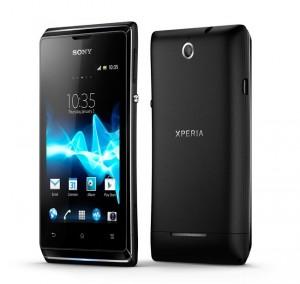 SIM Free Sony Xperia E