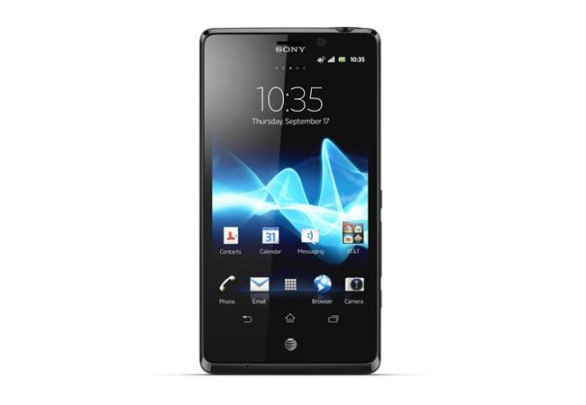 AT&T Sony Xperia TL Jelly Bean