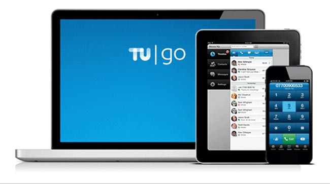 O2 UK Launches TU Go VoiP App To Take On Skype