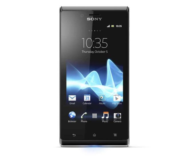 Sony Xperia J Android 4.1