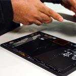 Sony Xperia Tablet Z Teardown (Video)