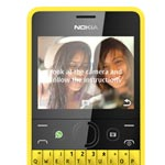 QWERTY Nokia Asha 210 Smartphone Announced (Video)