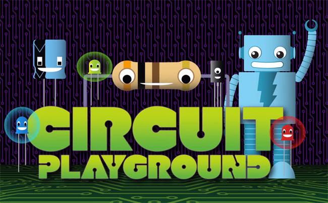 Adafruit Circuit PlayGround