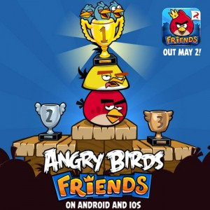 Angry Birds Friends Coming To iOS And Android May 2nd