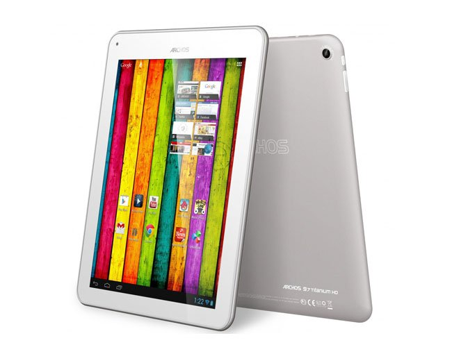 Archos Titanium Tablet Range Now Available From $169