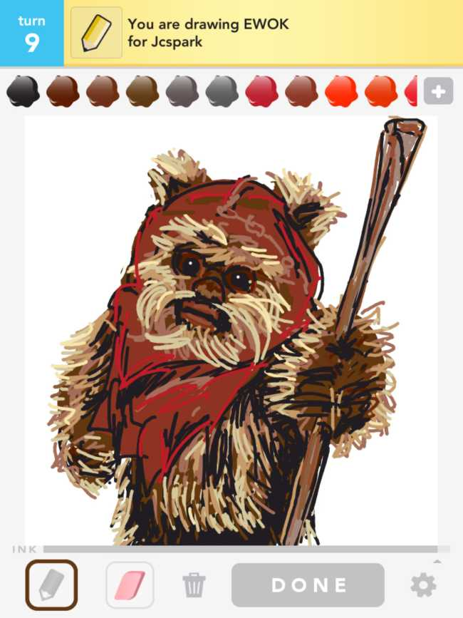 Art-of-Draw-Something-Ewok-9309