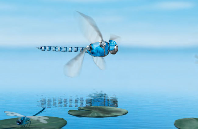 BionicOpter Robotic Dragonfly