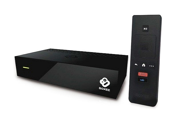Boxee Cloud DVR