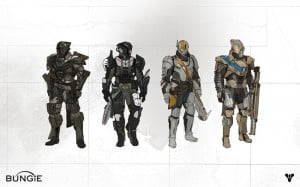 Bungie Destiny Character Development Trailer Released (video)