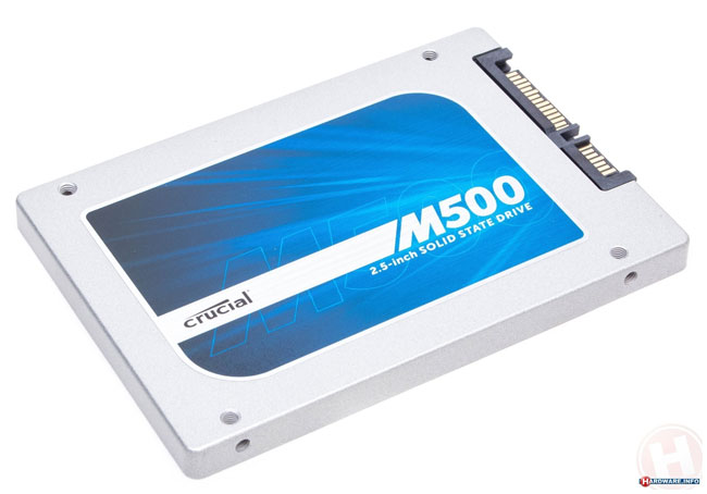 Crucial M500 Series SSD