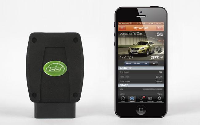 Dash Car Tracker