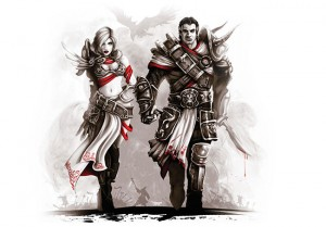 Divinity Original Sin RPG Game Lands On Kickstarter (video)