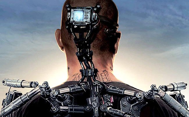 Elysium Trailer Released For New Matt Damon Sci-Fi Movie ...
