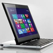 Epson Endeavor S NY10S Windows 8 Slider Tablet/Notebook Launches
