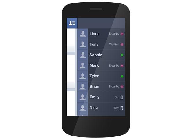 Facebook Home App