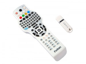 Felian FL-102 Media Centre Remote Unveiled For Android, Mac, Linux And Windows