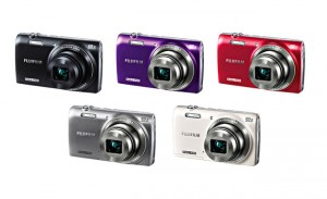 Fujifilm FinePix JZ700 8x Zoom 14 Megapixel Compact Camera Unveiled