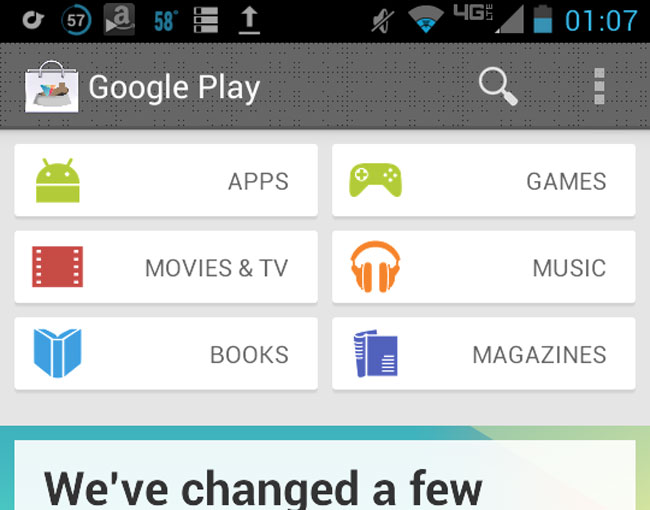 google play store 4 0 screenshot leaked. Black Bedroom Furniture Sets. Home Design Ideas
