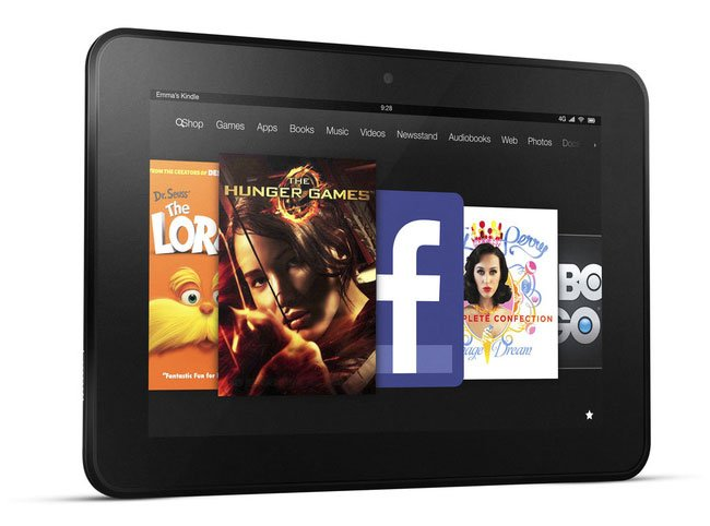 Kindle Fire 4G