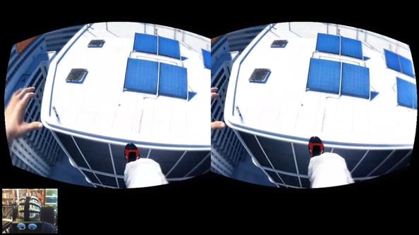 Mirror's Edge oculus rift lasnkdalsknd