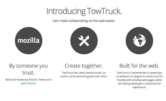 Mozilla TowTruck