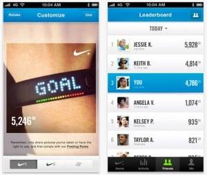 Nike FuelBand iOS
