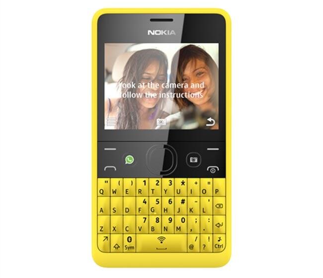 QWERTY Nokia Asha 210 Smartphone Announced (Video)