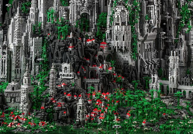 Odan Lego City