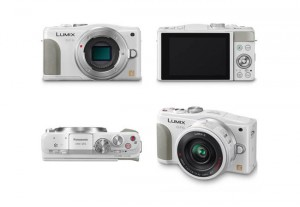 Panasonic Lumix GF6 White Leaked Before Official Launch Tomorrow
