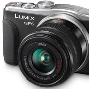 Panasonic Lumix GF6 Officially Launched