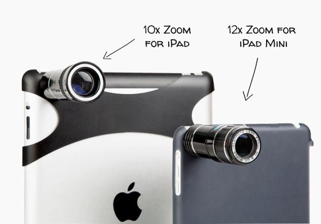 Photojojo Telephoto iPad