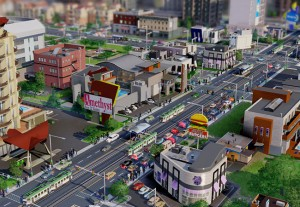 SimCity Update Lands Today
