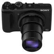 Sony Cybershot HX50V Compact Camera Unveiled With 30x Optical Zoom