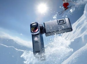 Sony HDR-GW66VE Waterproof Camcorder Unveiled