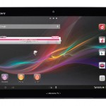 Xperia Tablet Z WiFi Model Launched In Japan