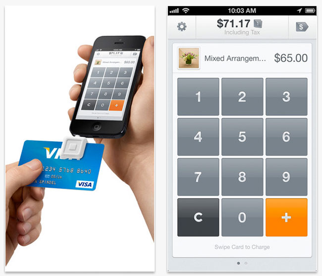 Square Register Ios Credit Card Payment App Update Rolls
