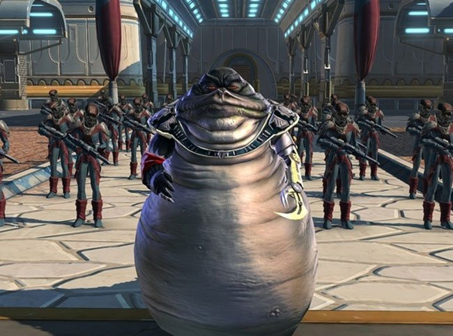 Star Wars The Old Republic Rise of the Hutt Cartel