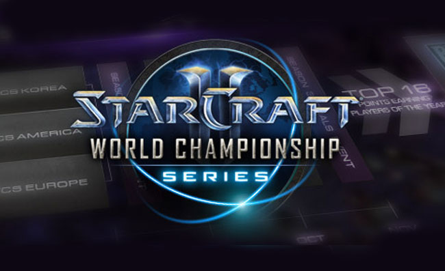 StarCraft II World Championship Series 2013