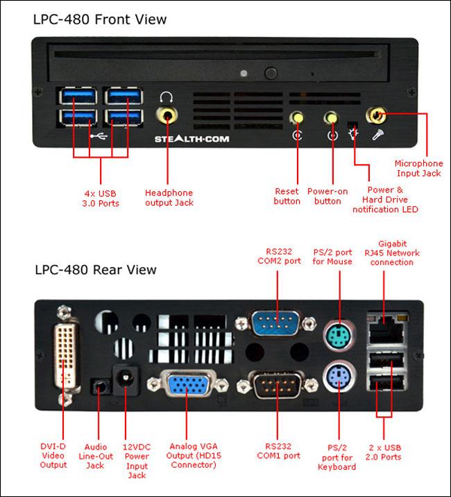 Stealth-LPC-480