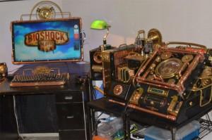 Steampunk PC Lets You Enjoy BioShock Infinite In Style