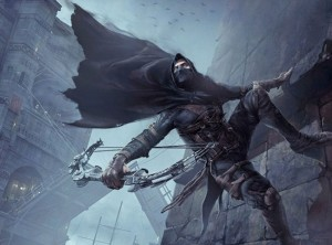 Thief 4 Out of the Shadows, First Game Trailer Released (video)